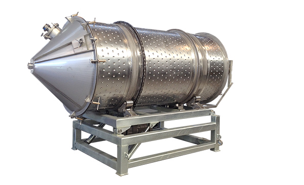 Heated Pharmaceutical Tumbler - designed and manufactured by Southern Engineering Solutions Ltd, Christchurch, New Zealand