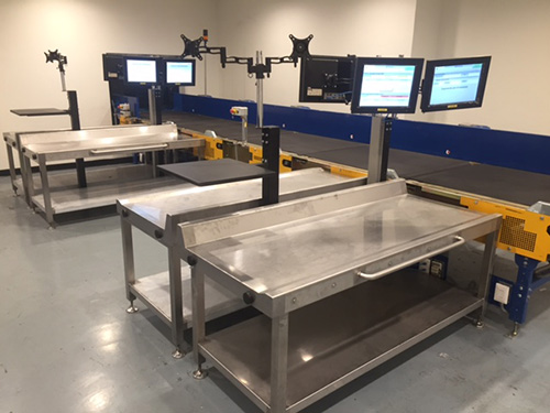 Customs Inspection Tables Southern Engineering Solutions